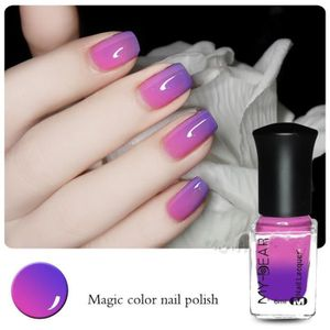 VERNIS A ONGLES 1 Flacon 6ml Vernis Thermique Couleur Changeable V