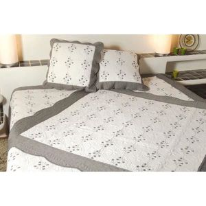 linge de lit loup achat vente linge de lit loup pas cher cdiscount. Black Bedroom Furniture Sets. Home Design Ideas