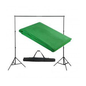 kit toile de fond photo studio achat vente pas cher cdiscount. Black Bedroom Furniture Sets. Home Design Ideas