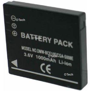 BATTERIE APPAREIL PHOTO Batterie pour PANASONIC LUMIX DMC-FX55EB-K
