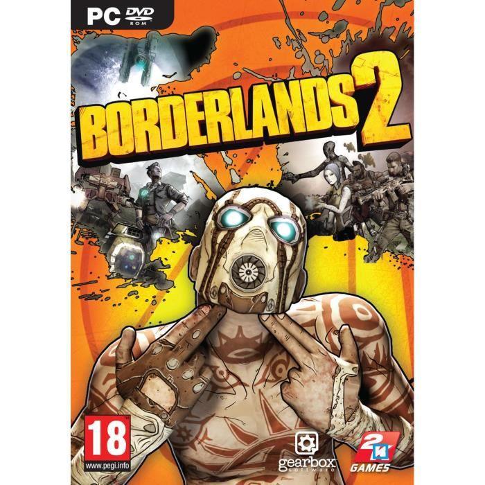 JEU PC BORDERLANDS 2 / Jeu PC