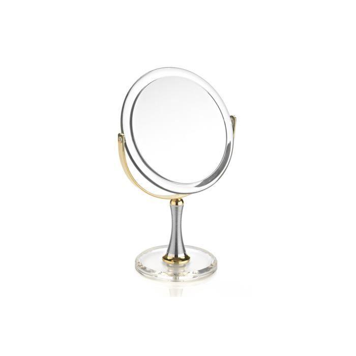 Miroir grossissant x 5 id al pour vanity achat vente for Miroir grossissant x 20