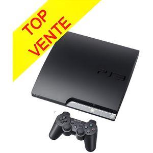 CONSOLE PS3 Console PS3 160 Go Noire / console PS3.