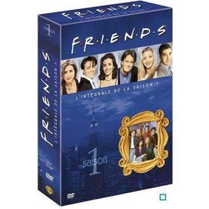 DVD SÉRIE DVD Friends, saison 1