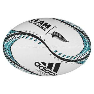 BALLON DE RUGBY Ballon Rugby adidas All Blacks Blanc