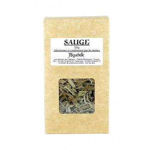 INFUSION Abbaye d Aiguebelle - Infusion sauge 50 g