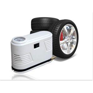 COMPRESSEUR AUTO Mini compresseur d'air portable 12v gonfleur pneu