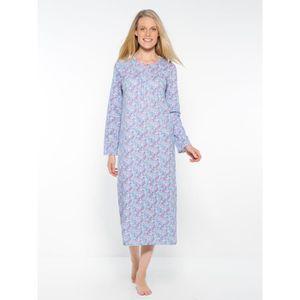 chemises de nuit femme achat vente chemises de nuit femme pas cher cdiscount. Black Bedroom Furniture Sets. Home Design Ideas