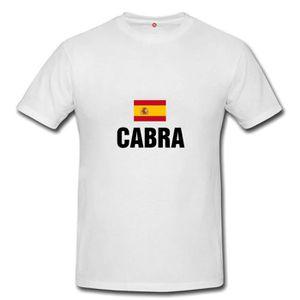 T-SHIRT T-shirt cabra homme et femme unisex