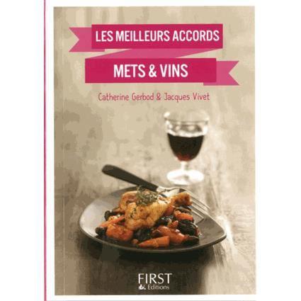 Les meilleurs accords mets et vins achat vente livre for Accords mets vins cuisine
