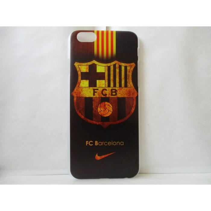 coque fc barcelone iphone 6s 6 4 7 inch neuf achat coque bumper pas cher avis et. Black Bedroom Furniture Sets. Home Design Ideas