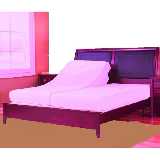 lit electrique coloris fonc s drap housse ouve achat vente drap housse lit electrique. Black Bedroom Furniture Sets. Home Design Ideas