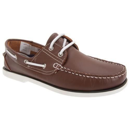 dek chaussures bateau homme marron marron achat vente bateaux cdiscount. Black Bedroom Furniture Sets. Home Design Ideas
