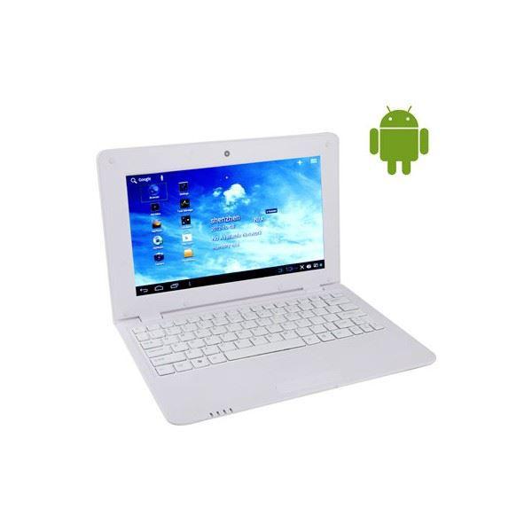 netbook mini epc 10 1 pouces sous android 4 0 bla prix. Black Bedroom Furniture Sets. Home Design Ideas
