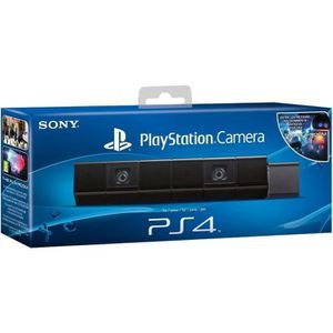 PACK ACCESSOIRE Playstation Camera PS4