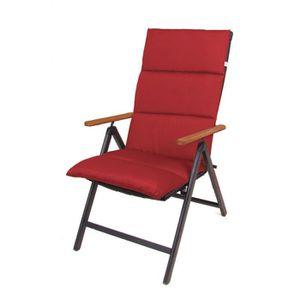 Coussin de chaise exterieur achat vente coussin de - Coussin de chaise avec dossier ...