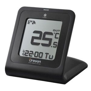 Thermometre interieur exterieur oregon achat vente for Thermometre interieur pas cher