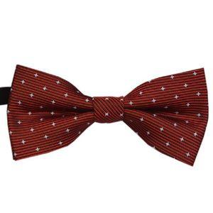 Cravate enfant blanche achat vente cravate enfant - Noeud papillon rouge enfant ...