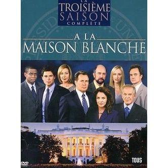 A la maison blanche saison 3 coffret 6 dvd en dvd s rie for A la maison blanche saison 3