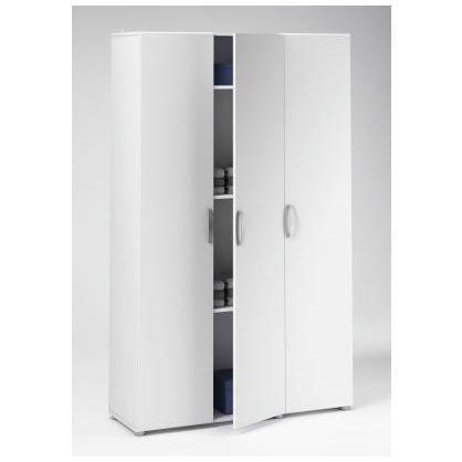 armoire 3 portes curly achat vente colonne salle de. Black Bedroom Furniture Sets. Home Design Ideas
