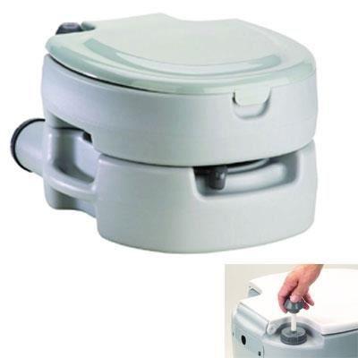 Toilette chimique small campingaz achat vente wc for Toilette chimique pour maison