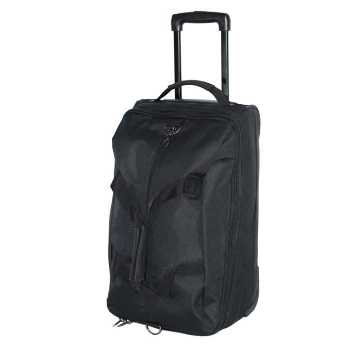 sac de voyage roulettes elite noir achat vente sac de voyage 2009989482386 cdiscount. Black Bedroom Furniture Sets. Home Design Ideas