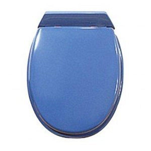 abattant wc de toilette gilac bleu cuvette stan achat vente abattant wc cdiscount. Black Bedroom Furniture Sets. Home Design Ideas