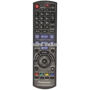 telecommande pour systeme av panasonic t l commande tv avis et prix pas cher cdiscount. Black Bedroom Furniture Sets. Home Design Ideas