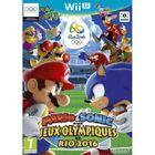 JEU WII U NOUVEAUTÉ Mario & Sonic aux JO Rio 2016 Jeu Wii U