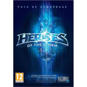 Heroes of The Storm Jeu PC