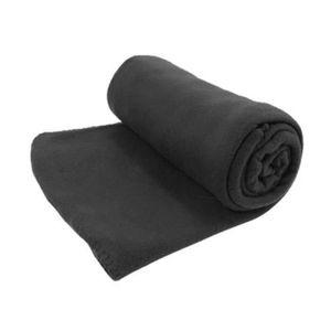 couverture plaid gris achat vente couverture plaid gris pas cher les soldes sur. Black Bedroom Furniture Sets. Home Design Ideas