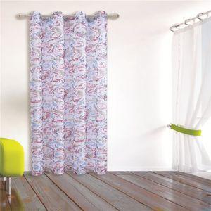 rideau enfant bleu achat vente rideau enfant bleu pas. Black Bedroom Furniture Sets. Home Design Ideas