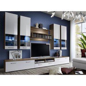 Grand meuble tv achat vente grand meuble tv pas cher for Meuble de salon complet