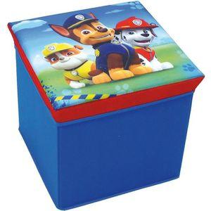 meuble de rangement pat patrouille achat vente jeux et jouets pas chers. Black Bedroom Furniture Sets. Home Design Ideas