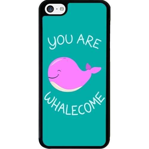 Coque Baleine Iphone C