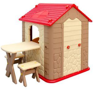 maison enfant achat vente pas cher cdiscount. Black Bedroom Furniture Sets. Home Design Ideas