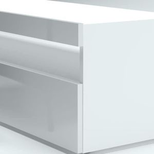 Meuble tv 200 cm achat vente meuble tv 200 cm pas cher for Meuble tv finlandek
