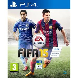 FIFA 15 Jeu PS4