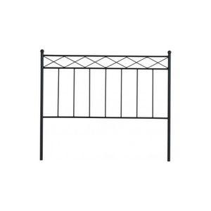 lits fer forge achat vente lits fer forge pas cher. Black Bedroom Furniture Sets. Home Design Ideas
