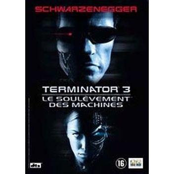 DVD FILM TERMINATOR 3, Le soulevement des machines