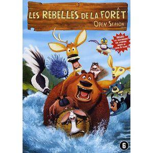 Les Rebelles De La Forêt 1 Film Animation Complet En