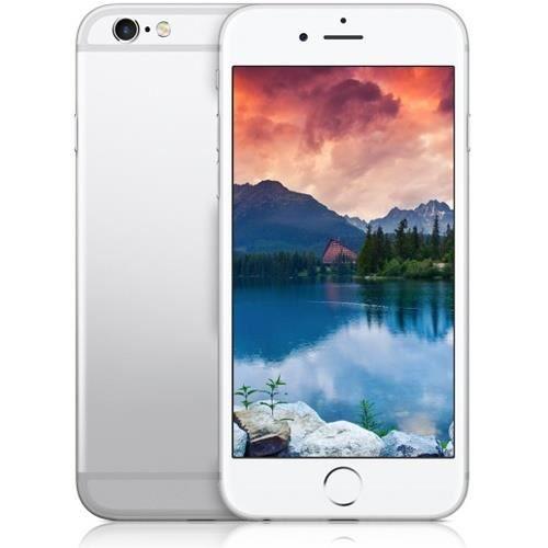 apple iphone 6s 32go argent achat smartphone pas cher avis et meilleur prix cdiscount. Black Bedroom Furniture Sets. Home Design Ideas