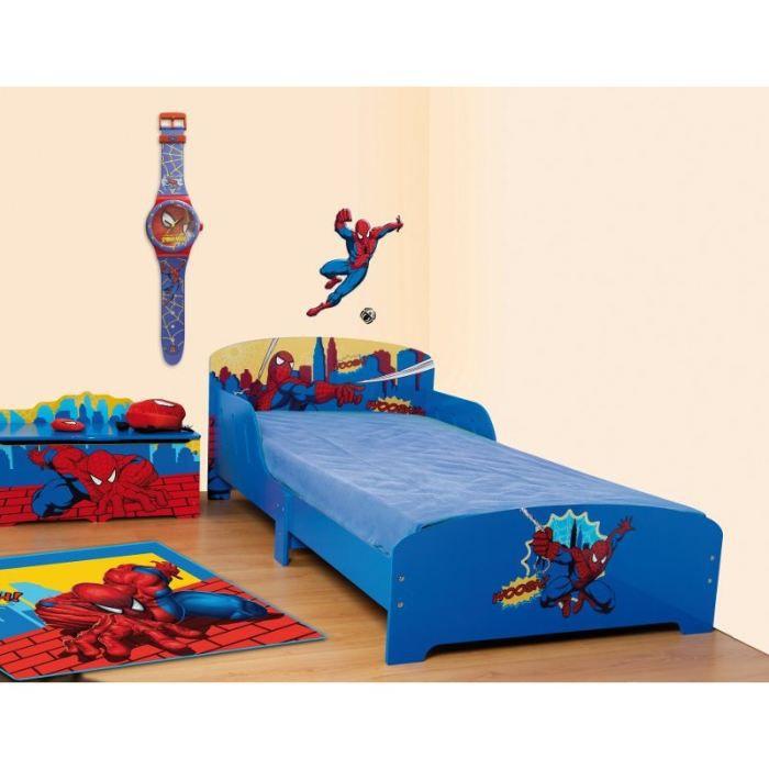 Lit spiderman les bons plans de micromonde - Parure de lit spiderman 1 personne ...