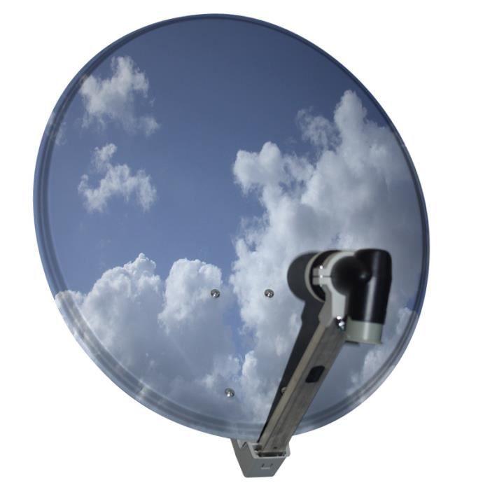 parabole ciel 20 diam 60 cm 1 sortie tv parabole avis et prix pas cher les soldes sur. Black Bedroom Furniture Sets. Home Design Ideas