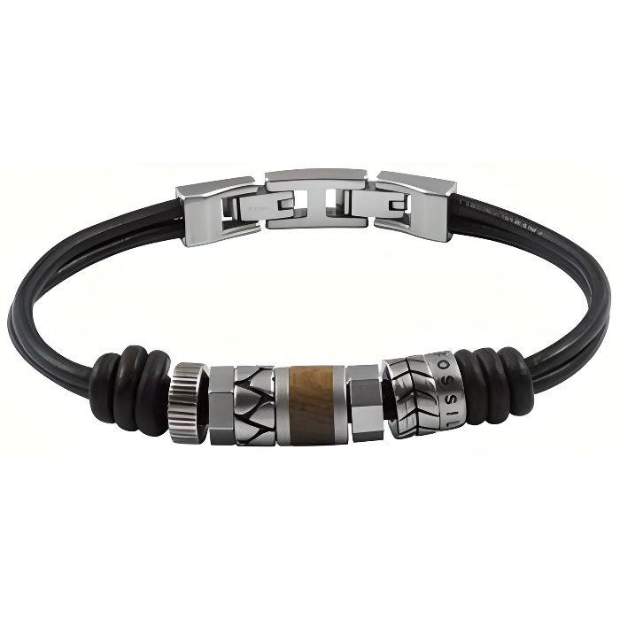 fossil jf84196040 bracelet achat vente bracelet gourmette fossil jf84196040 bijou. Black Bedroom Furniture Sets. Home Design Ideas