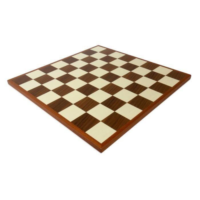 plateau d 39 checs chavet en bois grand mod le achat. Black Bedroom Furniture Sets. Home Design Ideas