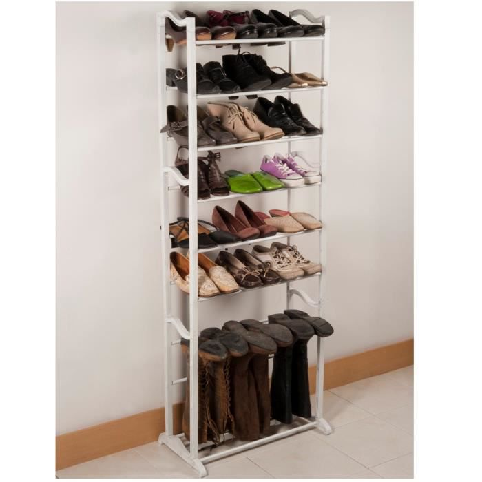 Meuble range chaussures achat vente meuble - Meuble range chaussures ...