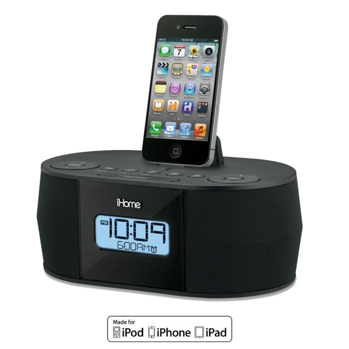 ihome id38b station d 39 accueil ipod iphone et ipad. Black Bedroom Furniture Sets. Home Design Ideas