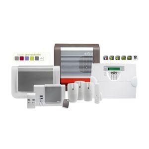 KIT ALARME DIAGRAL Pack alarme maison sans fil compatible ani