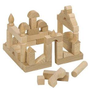 juniors r jeu construction en bois chateau